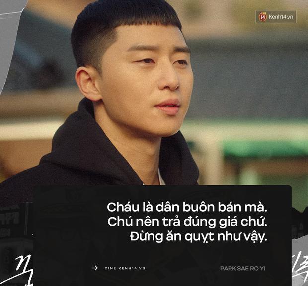 Kẻ chính nhân quân tử Park Sae Ro Yi: Từ báo thù đến tài thao lược quán nhậu ở Tầng Lớp Itaewon, làm gì người ta cũng phục! - Ảnh 14.