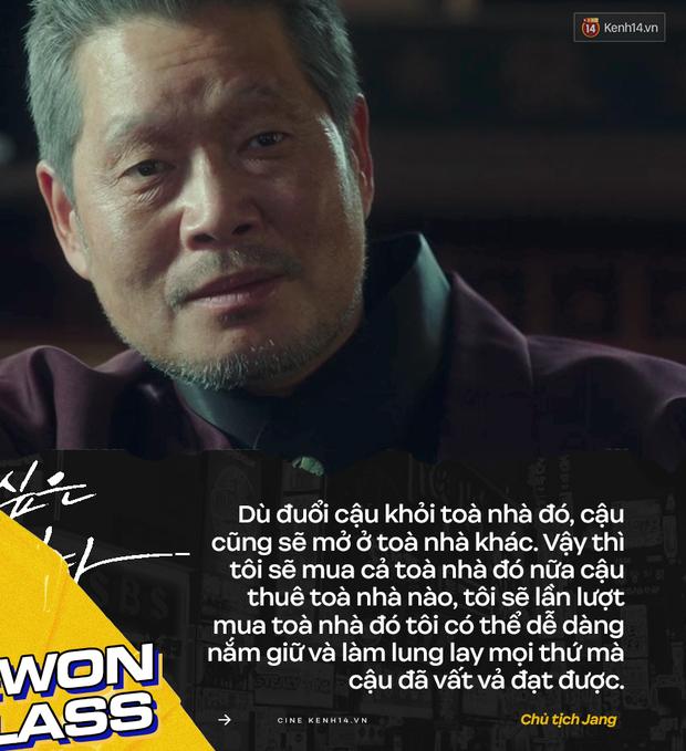 Kẻ chính nhân quân tử Park Sae Ro Yi: Từ báo thù đến tài thao lược quán nhậu ở Tầng Lớp Itaewon, làm gì người ta cũng phục! - Ảnh 15.