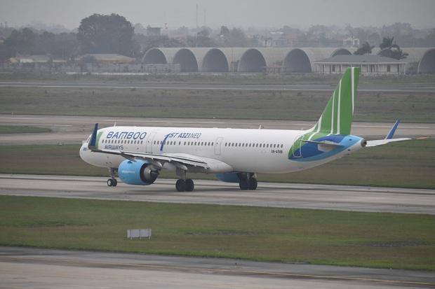 Bamboo Airways tạm ngừng các chuyến bay đến Hàn Quốc - Ảnh 1.