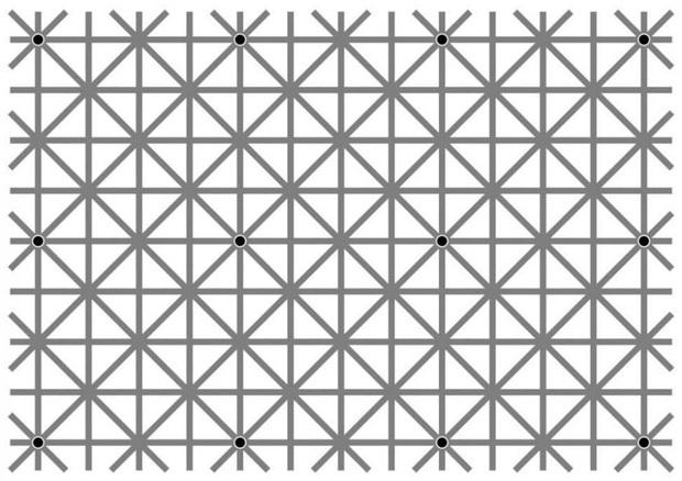 Loạt ảo ảnh thị giác gặp thường ngày nhưng ít ai biết, liệu bạn có tỉnh táo khi xem đến bức ảnh cuối cùng - Ảnh 2.