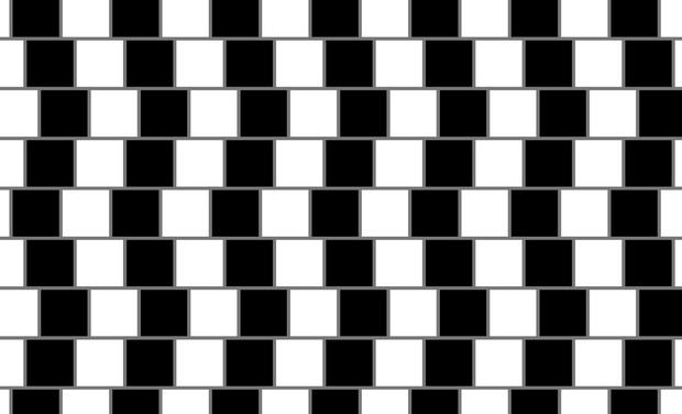 Loạt ảo ảnh thị giác gặp thường ngày nhưng ít ai biết, liệu bạn có tỉnh táo khi xem đến bức ảnh cuối cùng - Ảnh 3.