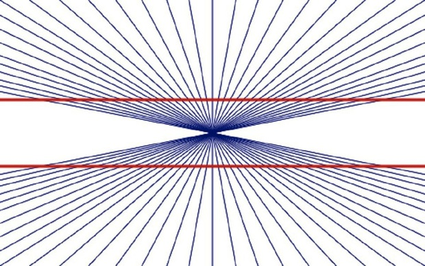 Loạt ảo ảnh thị giác gặp thường ngày nhưng ít ai biết, liệu bạn có tỉnh táo khi xem đến bức ảnh cuối cùng - Ảnh 4.