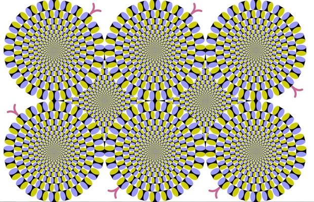 Loạt ảo ảnh thị giác gặp thường ngày nhưng ít ai biết, liệu bạn có tỉnh táo khi xem đến bức ảnh cuối cùng - Ảnh 6.
