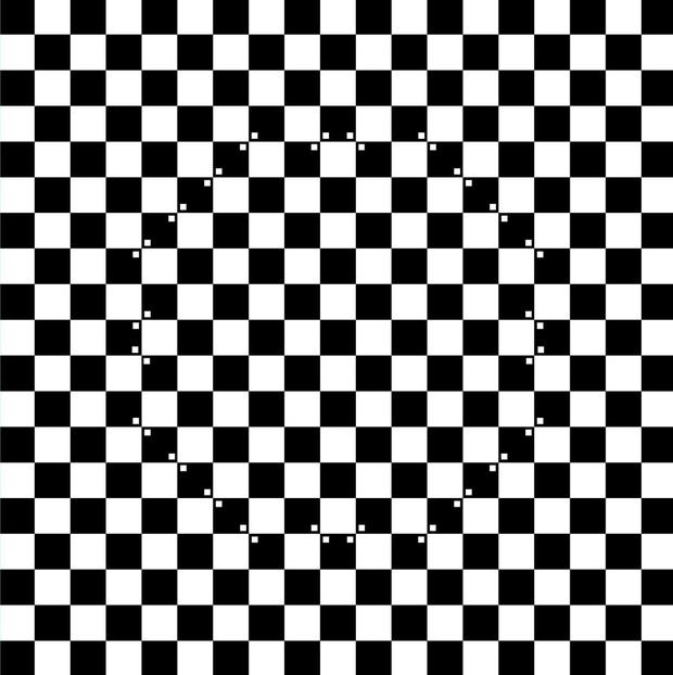 Loạt ảo ảnh thị giác gặp thường ngày nhưng ít ai biết, liệu bạn có tỉnh táo khi xem đến bức ảnh cuối cùng - Ảnh 8.