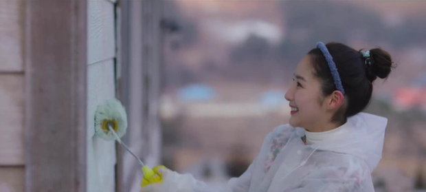 Trời Đẹp Em Sẽ Đến tập 1: Park Min Young đi làm bị đánh bờm đầu, chán nản bỏ về quê được crush tỏ tình luôn - Ảnh 7.
