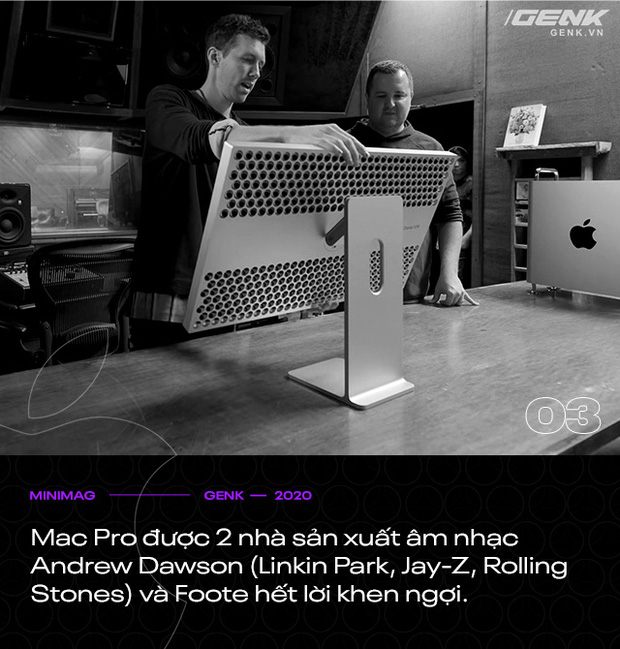 Khi nào, ở đâu thì Mac Pro giá vài chục nghìn, Pro Display giá 5.000 và Pro Stand giá 1.000 USD được coi là món hời? - Ảnh 5.