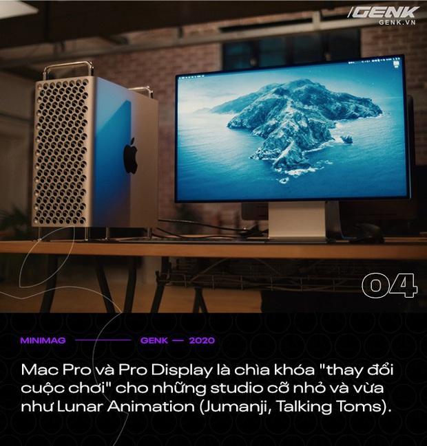 Khi nào, ở đâu thì Mac Pro giá vài chục nghìn, Pro Display giá 5.000 và Pro Stand giá 1.000 USD được coi là món hời? - Ảnh 6.