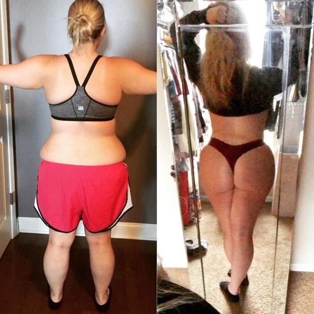 """Đánh bay hơn 36kg chỉ trong thời gian ngắn, y tá người Mỹ chia sẻ bí quyết giảm cân bằng cách """"ăn tất cả những món mình thích"""" - Ảnh 7."""