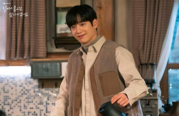 Park Min Young lại rung rinh vì trai đẹp ở Trời Đẹp Em Sẽ Đến: Thấy Seo Kang Joon như thấy xuân đang tới vậy! - Ảnh 3.