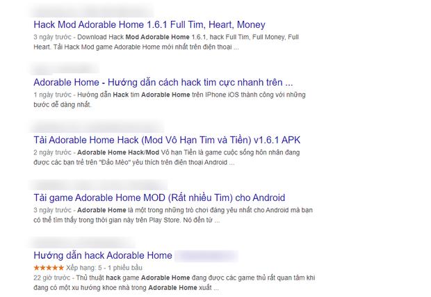 Hack Adorable Home lan truyền tràn lan trên Internet, vài phút có ngay 999.999 tim là chuyện nhỏ? - Ảnh 1.