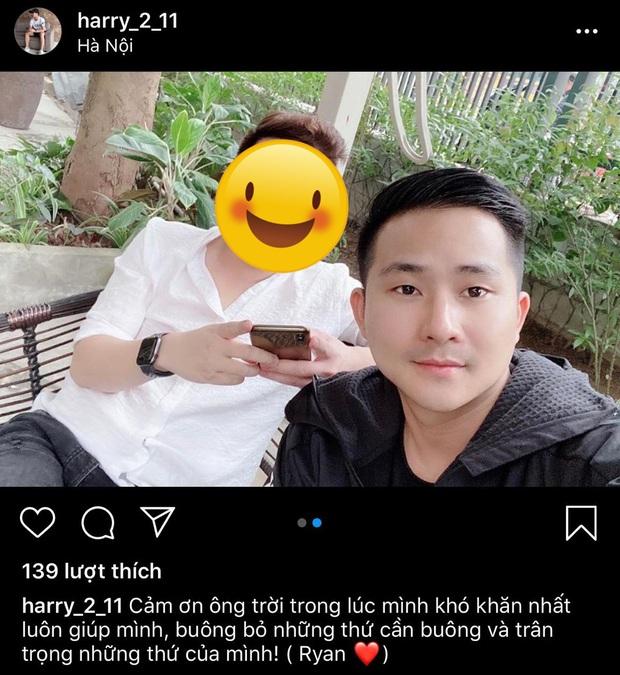Bạn trai mới xoá nickname của Nhật Lê khỏi tên trên Instagram sau khi cô nàng lộ clip đi ăn khuya với Quang Hải - Ảnh 1.