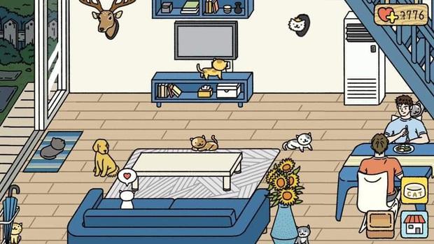 Hơn cả tựa game nuôi mèo, Adorable Home trở thành nguồn cảm hứng bất tận cho các tay chế ảnh - Ảnh 9.