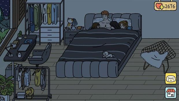 Hơn cả tựa game nuôi mèo, Adorable Home trở thành nguồn cảm hứng bất tận cho các tay chế ảnh - Ảnh 16.