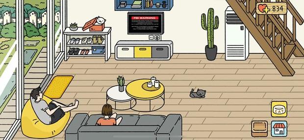Hơn cả tựa game nuôi mèo, Adorable Home trở thành nguồn cảm hứng bất tận cho các tay chế ảnh - Ảnh 21.