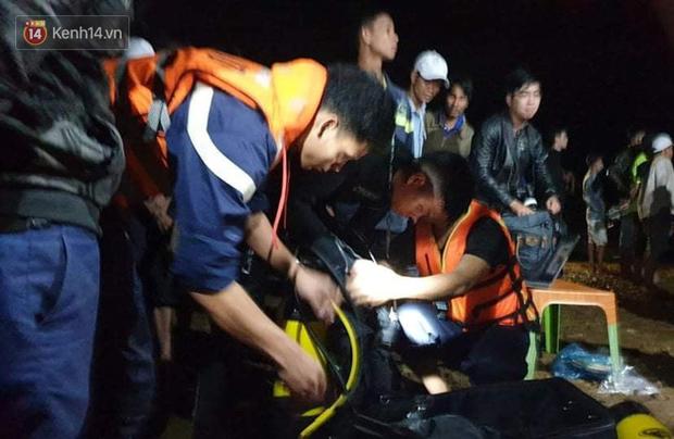 Vụ lật ghe thương tâm ở Quảng Nam: Đã tìm thấy 5 thi thể nạn nhân, còn 1 người mất tích - Ảnh 3.