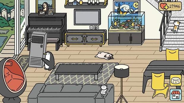 Hơn cả tựa game nuôi mèo, Adorable Home trở thành nguồn cảm hứng bất tận cho các tay chế ảnh - Ảnh 15.