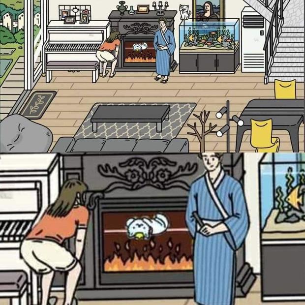 Hơn cả tựa game nuôi mèo, Adorable Home trở thành nguồn cảm hứng bất tận cho các tay chế ảnh - Ảnh 13.