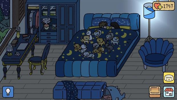 Hơn cả tựa game nuôi mèo, Adorable Home trở thành nguồn cảm hứng bất tận cho các tay chế ảnh - Ảnh 5.