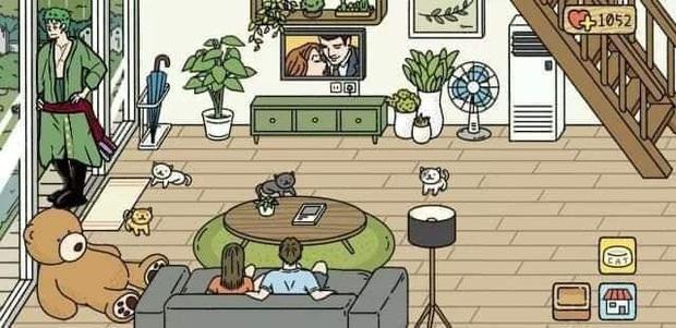 Hơn cả tựa game nuôi mèo, Adorable Home trở thành nguồn cảm hứng bất tận cho các tay chế ảnh - Ảnh 11.
