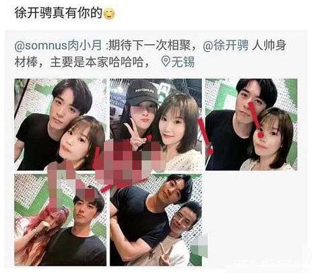 Ở nhà quay vlog, Trương Thiên Ái vô tình lộ loạt bằng chứng hẹn hò với mỹ nam đã có bạn gái của Tại Sao Boss Muốn Cưới Tôi - Ảnh 13.