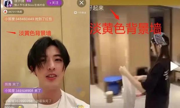 Ở nhà quay vlog, Trương Thiên Ái vô tình lộ loạt bằng chứng hẹn hò với mỹ nam đã có bạn gái của Tại Sao Boss Muốn Cưới Tôi - Ảnh 2.