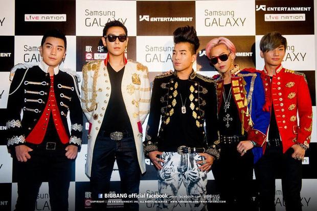 """BIGBANG mang tiếng là """"ông hoàng thời trang"""" nhưng nhóm nhạc em gái mới là """"trùm cuối"""" khi tiền đầu tư trang phục diễn cao gấp hẳn 3 lần! - Ảnh 1."""