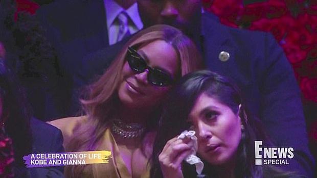 Lễ tưởng niệm Kobe Bryant: Jennifer Lopez - Michael Jordan bật khóc bên dàn sao, Alicia Keys - Beyonce biểu diễn trước 20.000 người - Ảnh 8.