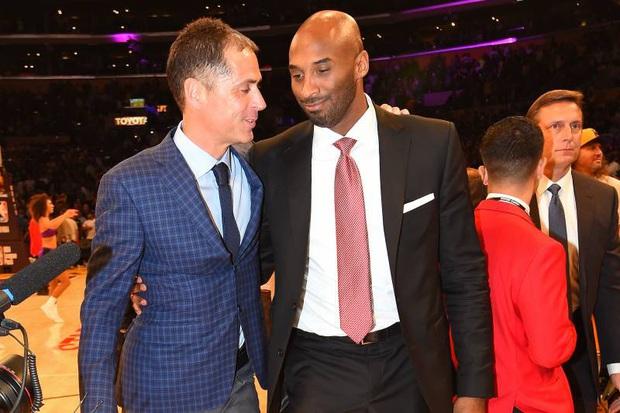 CEO của Los Angeles Lakers chia sẻ về những dòng tin nhắn sau cùng của Kobe Bryant, khiến nhiều khán giả bật khóc vì xúc động - Ảnh 2.