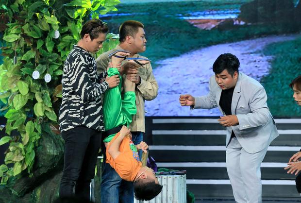 Hey Man đoạt ngôi Quán quân Lô Tô Show - Phiên bản Nghệ sĩ - Ảnh 3.