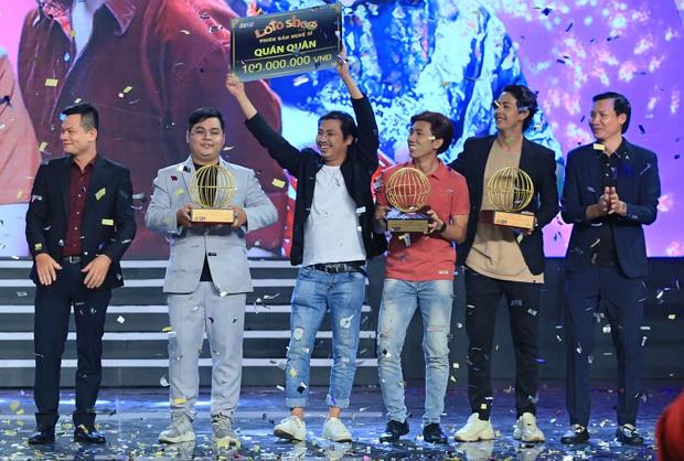 Hey Man đoạt ngôi Quán quân Lô Tô Show - Phiên bản Nghệ sĩ - Ảnh 6.