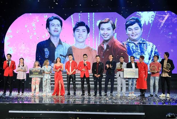 Hey Man đoạt ngôi Quán quân Lô Tô Show - Phiên bản Nghệ sĩ - Ảnh 7.