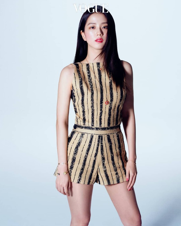 Đẹp như hoa hậu nhưng ăn vận quá an toàn, Ji Soo thất thế trước Angela Baby với màn biến hình xinh như tiên tử - Ảnh 1.