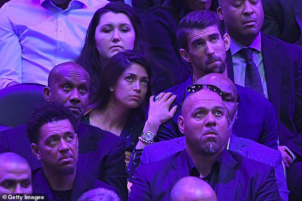 Lễ tưởng niệm Kobe Bryant: Jennifer Lopez - Michael Jordan bật khóc bên dàn sao, Alicia Keys - Beyonce biểu diễn trước 20.000 người - Ảnh 16.