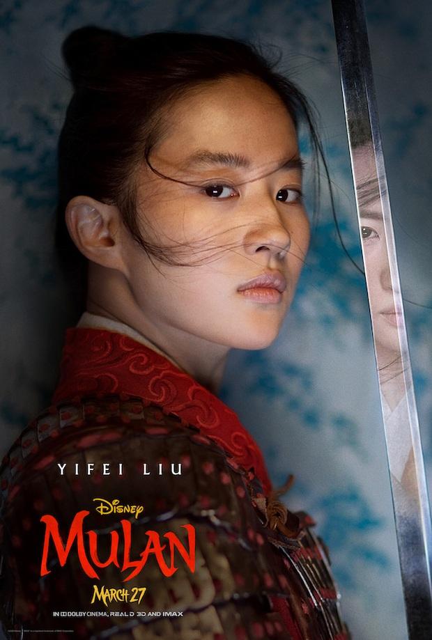 Đạo diễn Mulan gây sốc khi tiết lộ chọn Lưu Diệc Phi không phải vì diễn hay mà vì nhân cách, ỦA? - Ảnh 6.