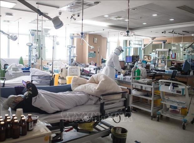 Dịch viêm đường hô hấp cấp COVID-19: Số ca tử vong tại Trung Quốc giảm mạnh - Ảnh 1.