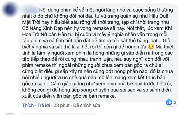 Netizen náo loạn trước tin đồn Khi Cây Trà Trổ Hoa có bản Việt: Lại là Nhã Phương sao? - Ảnh 7.