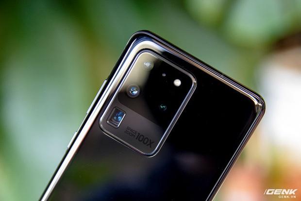 Dùng thử liền tay Galaxy S20 Ultra hàng chính hãng: Xịn hơn bản mẫu nguyên gốc, chất lượng zoom 100x tốt hơn - Ảnh 1.