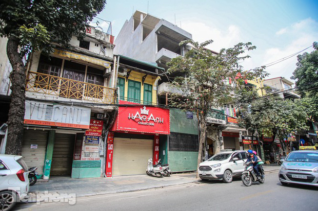 Những tuyến phố đắt đỏ có giá đất cả tỷ đồng/m2 ở Hà Nội - Ảnh 7.