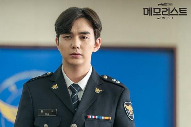 Yoo Seung Ho có sức mạnh siêu nhiên, cùng tình trẻ của Ji Sung truy bắt kẻ giết người trong Memorist - Ảnh 3.