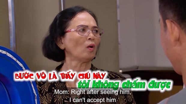 MC Cát Tường chia sẻ về người mẹ khó tính trong show hẹn hò: Phụ huynh chỉ nên khuyên nhủ con mình, không nên phán xét con người khác - Ảnh 1.