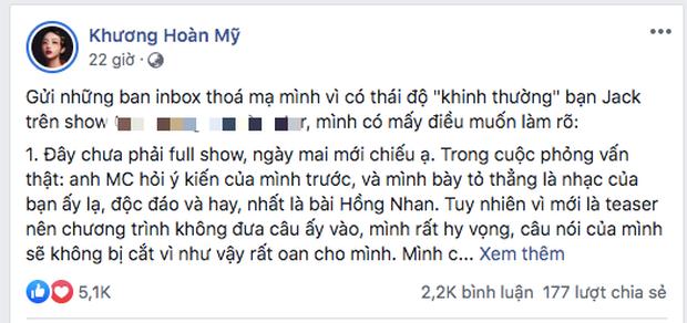 Thực hư chuyện Orange cà khịa so sánh Jack và Sơn Tùng M-TP, tiếp tục bị fan Jack tổng tấn công đến hơn 2000 comment - Ảnh 2.