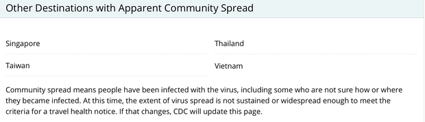 Mỹ cập nhật cảnh báo di chuyển 3 cấp độ giữa dịch virus corona: Hàn Quốc vọt lên mức cao nhất, Iran nhảy 2 cấp độ, Việt Nam vẫn nằm ngoài danh sách - Ảnh 4.
