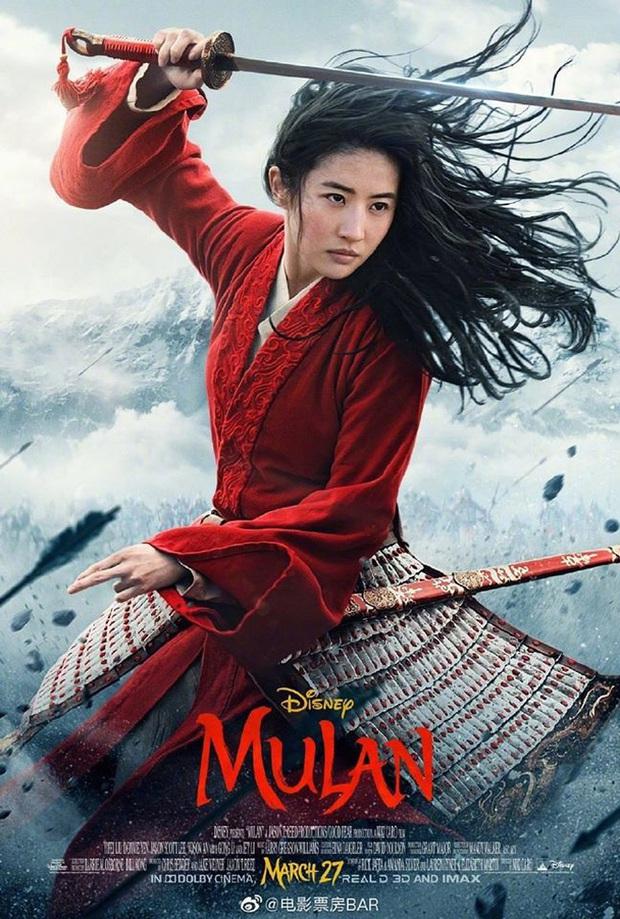 Đạo diễn Mulan gây sốc khi tiết lộ chọn Lưu Diệc Phi không phải vì diễn hay mà vì nhân cách, ỦA? - Ảnh 4.