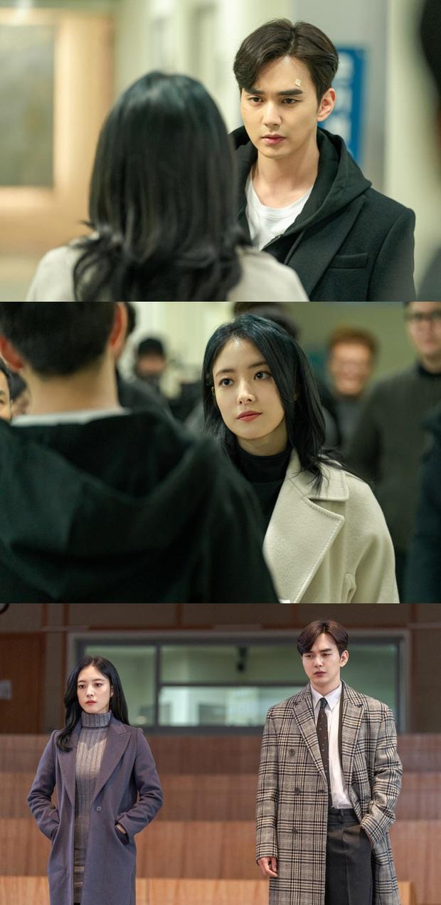 Yoo Seung Ho có sức mạnh siêu nhiên, cùng tình trẻ của Ji Sung truy bắt kẻ giết người trong Memorist - Ảnh 1.