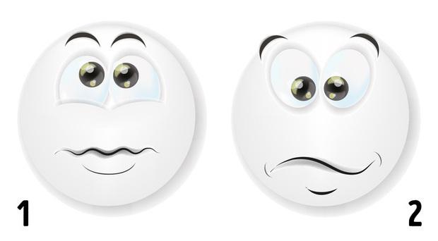 Chọn 1 trong 2 từ bộ 30 khuôn mặt dưới đây sẽ giúp bạn biết được mình là người như thế nào, tính cách ra sao - Ảnh 1.