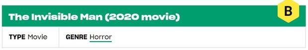 Giới mộ điệu quốc tế hết lời khen ngợi The Invisible Man: Phim kinh dị nổi da gà, nữ chính Elisabeth Moss hay xuất sắc - Ảnh 5.