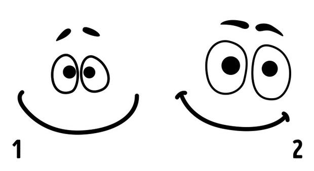Chọn 1 trong 2 từ bộ 30 khuôn mặt dưới đây sẽ giúp bạn biết được mình là người như thế nào, tính cách ra sao - Ảnh 29.