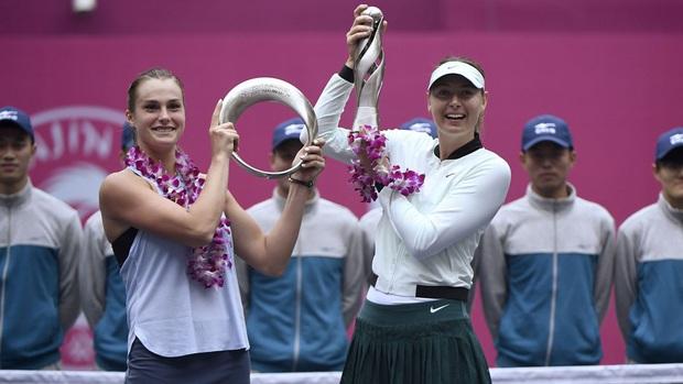 Nữ thần Maria Sharapova chính thức giải nghệ: Cùng nhìn lại những bức ảnh đáng nhớ trong sự nghiệp của nữ VĐV tennis quyến rũ bậc nhất lịch sử - Ảnh 11.