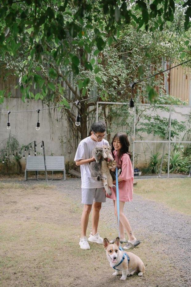 Điểm mặt những couple vàng trong làng chia tay xong vẫn làm bạn: Hết tình yêu ta đổi qua tình đồng chí, easy! - Ảnh 3.