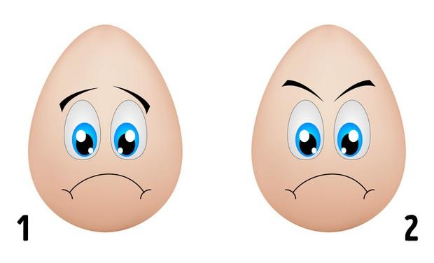 Chọn 1 trong 2 từ bộ 30 khuôn mặt dưới đây sẽ giúp bạn biết được mình là người như thế nào, tính cách ra sao - Ảnh 5.